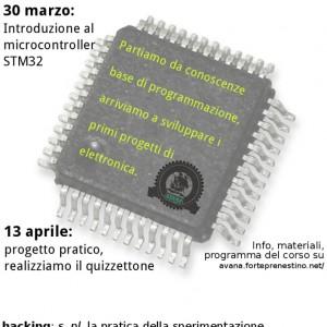 controlla il tuo microcontrollore