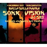 Sonic Vision 4Dic2015
