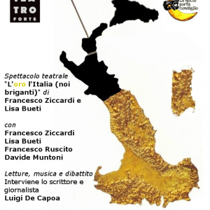 Teatro 17 Aprile 2016 Loro lItalia