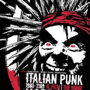 locandina italian punk
