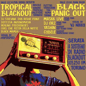 nove novembre web blackout radio