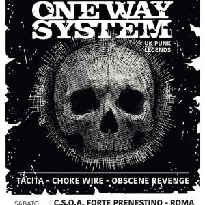 one way system light 5 ott 2019