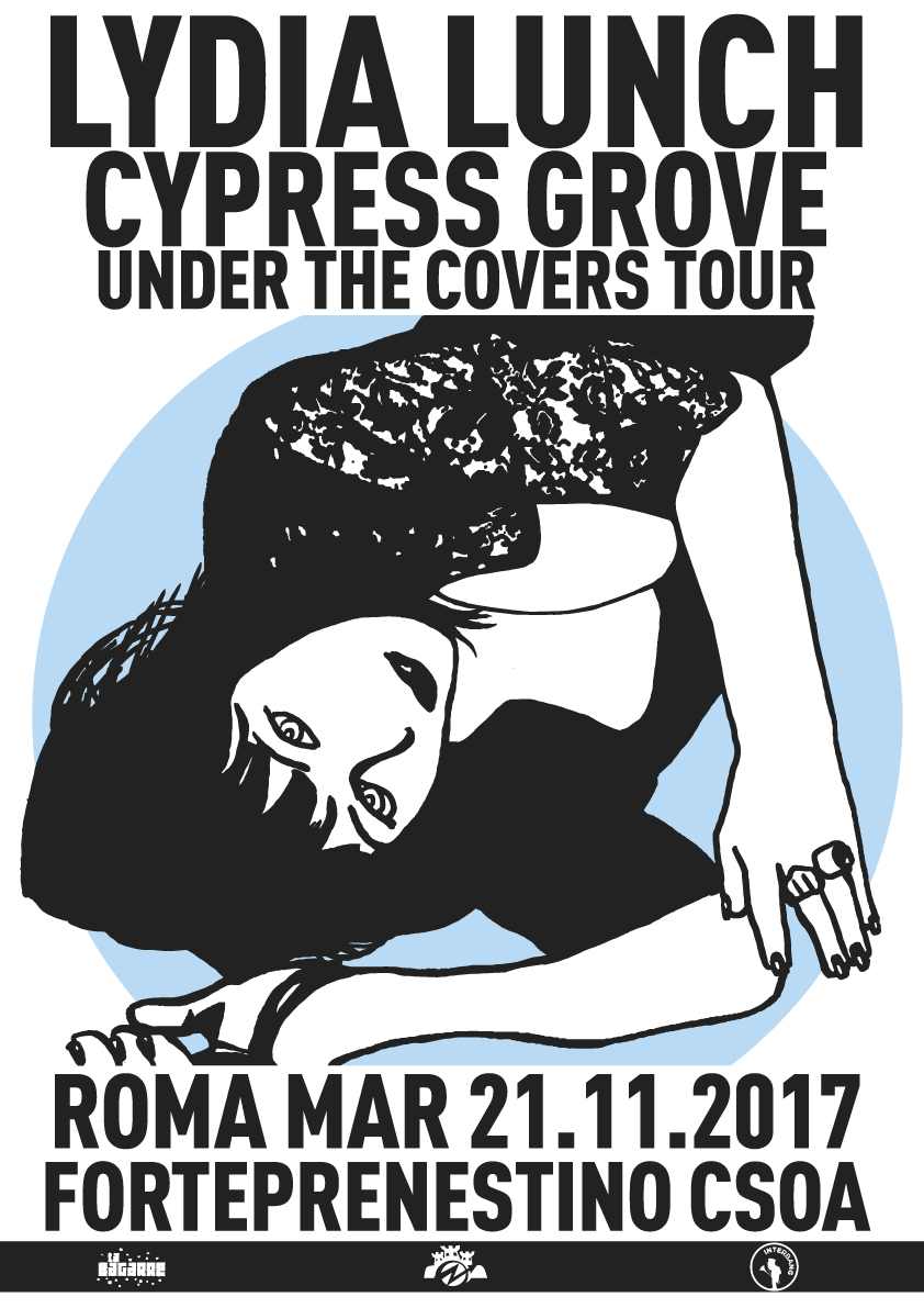 Lydia Lunch & Cypress Grove: Under The Covers