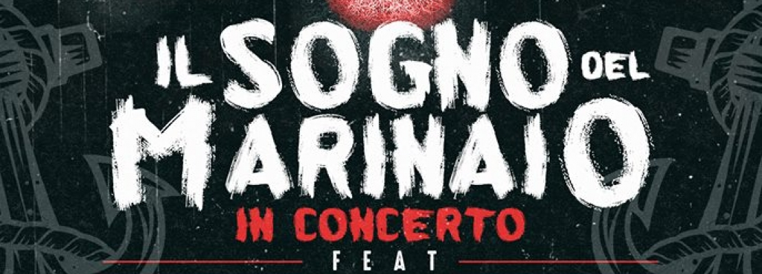IL SOGNO DEL MARINAIO feat MIKE WATT (MinuteMan/Stooges) in concerto